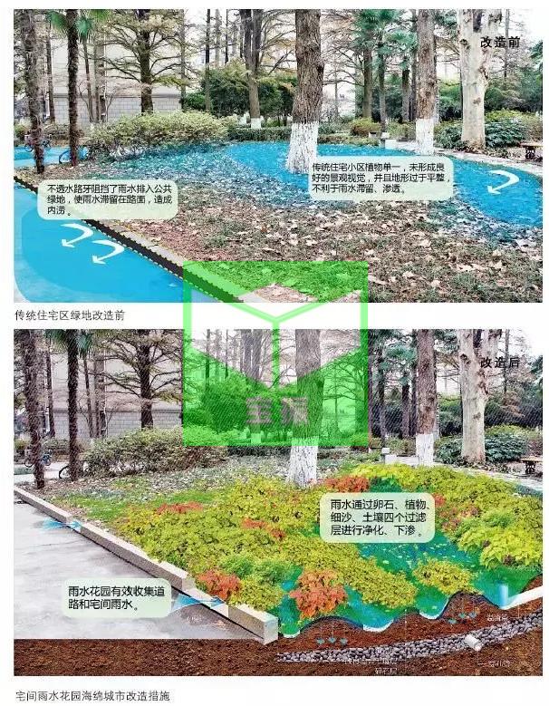 城市小区雨水收集利用设计